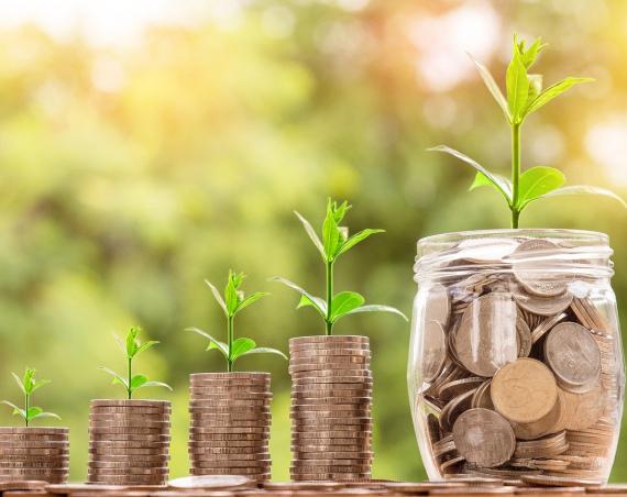 Hoe wordt de rente op een zakelijke lening opgebouwd?